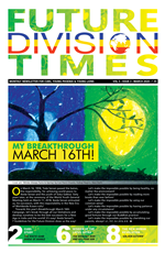 Future Division Times Issue 5/ volume 3- March 2020