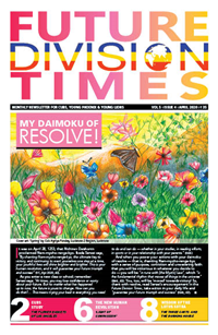 Future Division Times Issue 5/ volume 4- April 2020