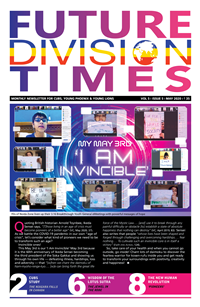 Future Division Times Issue 5/ volume 5- May 2020