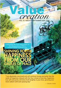 VALUE CREATION - VOL 15 / ISSUE 9(September 2020)