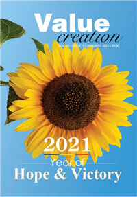 VALUE CREATION - VOL 16 / ISSUE 1 (JAN 2021)