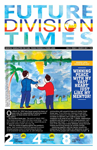 Future Division Times Issue 6/ volume 3-March 2021