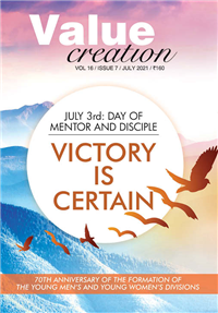 VALUE CREATION - VOL 16 / ISSUE 7(July  2021)