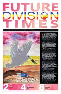 Future Division Times Issue 6/ volume 10-October 2021