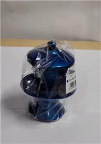 Lotus - Water cup plastic metallic blue K382