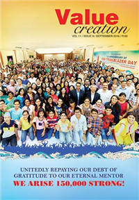 VALUE CREATION - VOL 11 / ISSUE 9