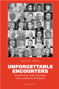 UNFORGETTABLE ENCOUNTERS VOL. 1