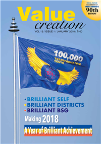 VALUE CREATION - VOL 13 / ISSUE 1