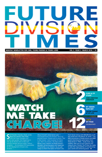 FUTURE DIVISION TIMES-VOL 3 /ISSUE 3