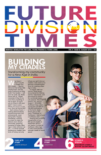 Future Division Times Vol.-4/Issue 8 August 2019