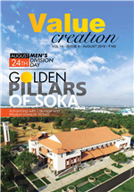 VALUE CREATION - VOL 14 / ISSUE 8 (AUG-2019)