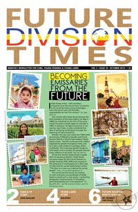 Future Division Times Issue 4/ volume 10- October 2019