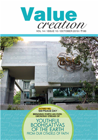 VALUE CREATION - VOL 14 / ISSUE 10 (OCT-2019)