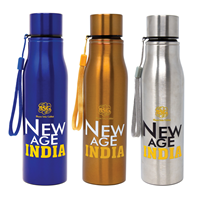 NEW AGE WATER BOTTLE