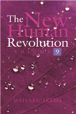THE NEW HUMAN REVOLUTION VOLUME  - 9