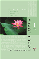 THE WISDOM OF THE LOTUS SUTRA - VOL 1
