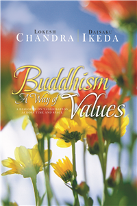 BUDDHISM - A WAY OF VALUES (HARDRBACK)