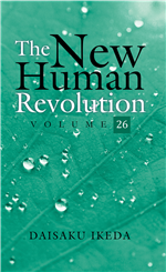 THE NEW HUMAN REVOLUTION VOLUME- 26