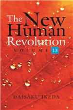THE NEW HUMAN REVOLUTION VOLUME - 13