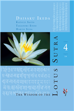 THE WISDOM OF THE LOTUS SUTRA - VOL 4