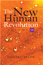 THE NEW HUMAN REVOLUTION VOLUME - 14