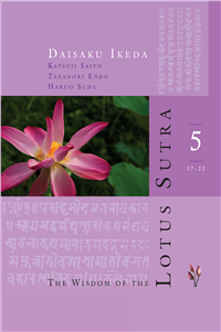 THE WISDOM OF THE LOTUS SUTRA - VOL 5