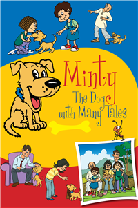 Minty the Dog with Many Tales