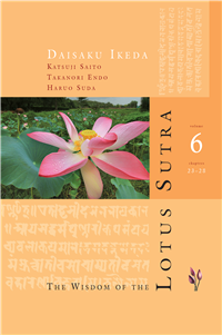 THE WISDOM OF THE LOTUS SUTRA - VOL 6