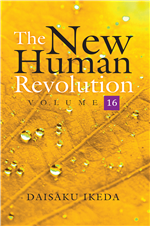 THE NEW HUMAN REVOLUTION VOLUME - 16
