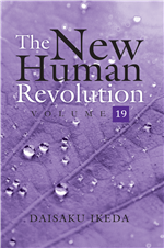 THE NEW HUMAN REVOLUTION VOLUME - 19