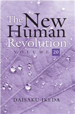 THE NEW HUMAN REVOLUTION VOLUME - 20