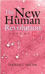 THE NEW HUMAN REVOLUTION VOLUME - 24
