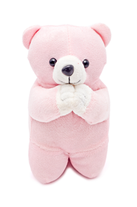 RAINBOW SOFT BEAR - SMALL