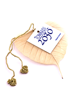 BODHI LEAF BOOKMARK - TOWARDS 2030