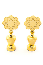 EIGHT PETALS LOTUS STAND - ABS RESIN SIZE 2.5