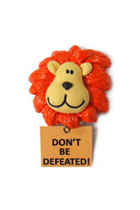 LION KING FRIDGE MAGNET - SMALL