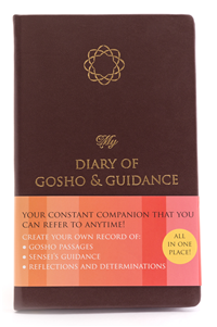 MY DIARY OF GOSHO & GUIDANCE