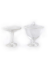 PLASTIC CLEAR  CUP SET - IMPORTED