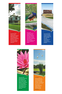 SBTG BOOKMARKS - SET OF 5