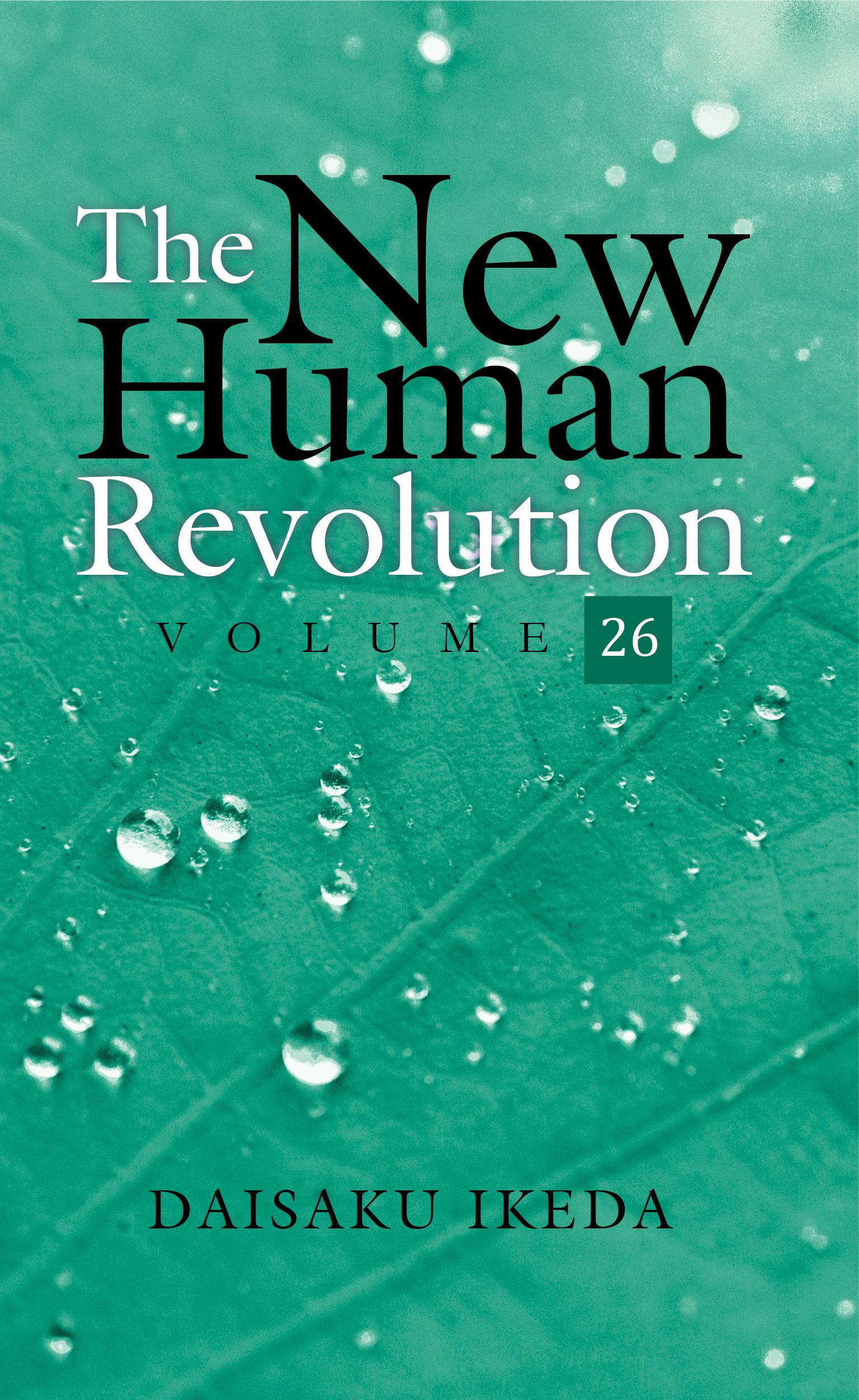 THE NEW HUMAN REVOLUTION VOLUME- 26