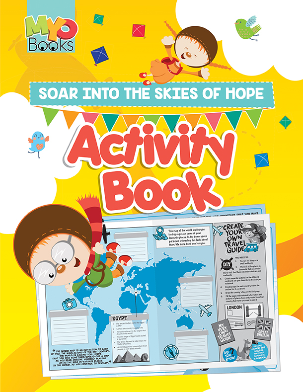 Activity Book for Soar Into The Skies of Hope