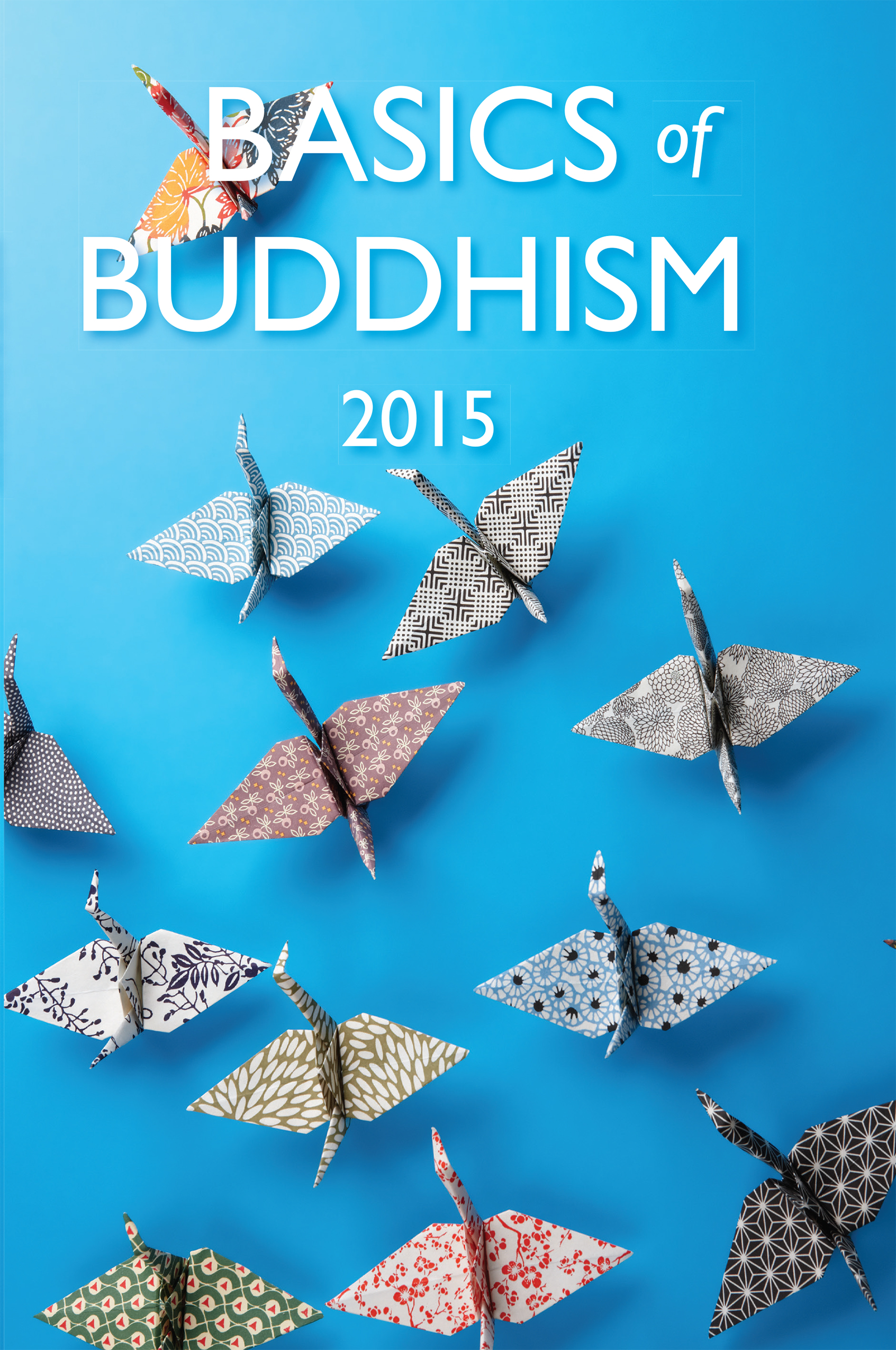 BASICS OF BUDDHISM 2015