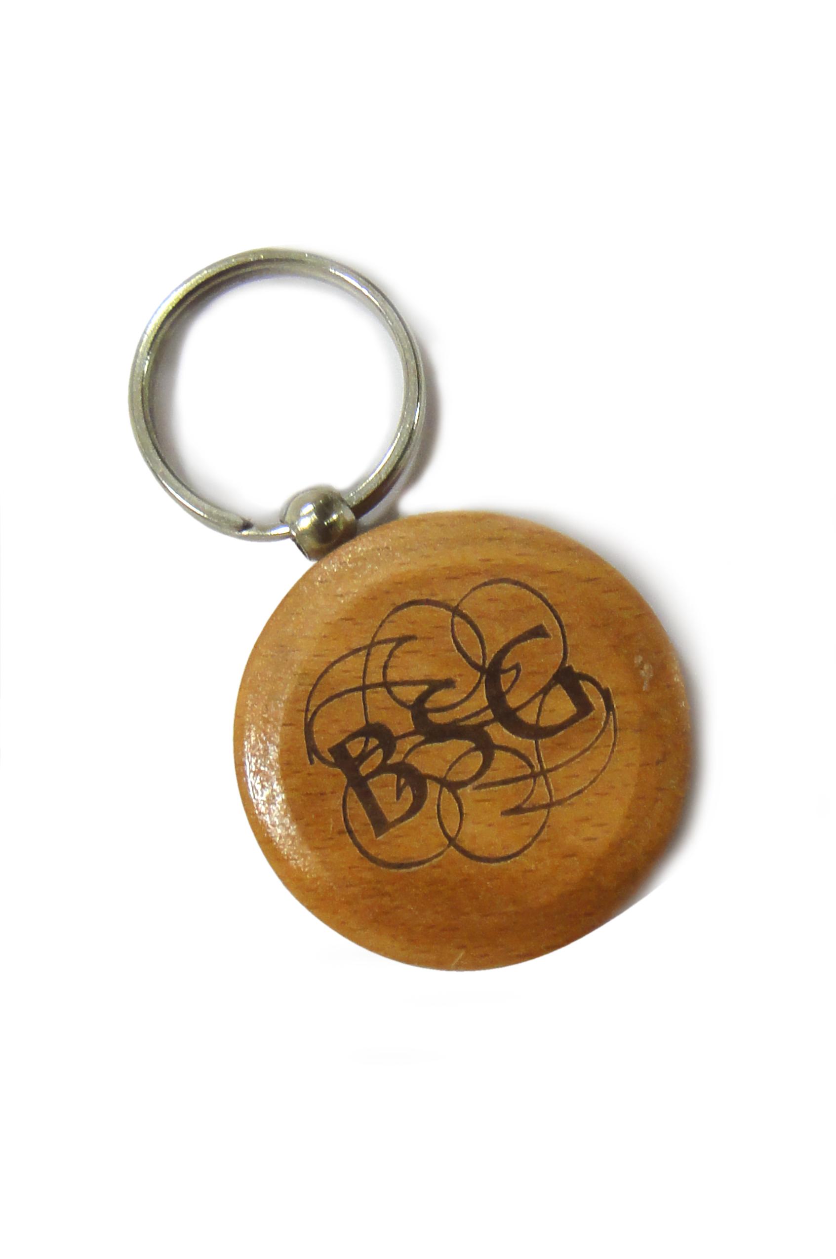 Key Chain Wooden
